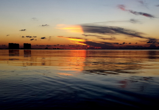2014-10-12 Pensacola Beach Sunset