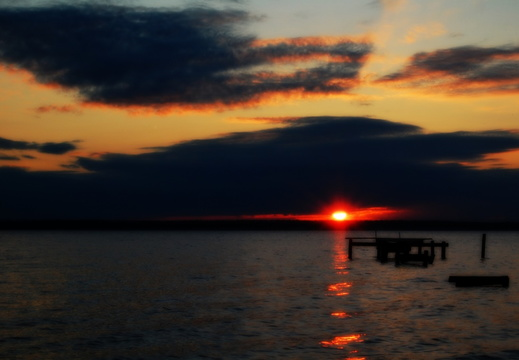 2015-03-24 Escambia Bay Sunset