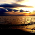 2015-03-29 Escambia Bay Sunset