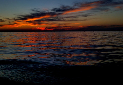 2015-08-30 Perdido Bay Sunset