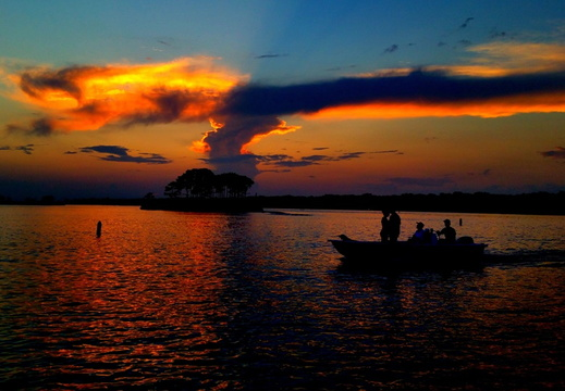 2015-09-07 Perdido Key Sunset