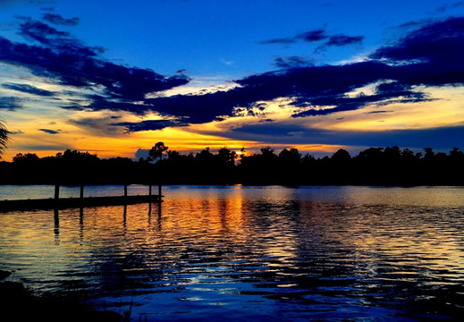 2015-09-09 Blackwater River Sunset