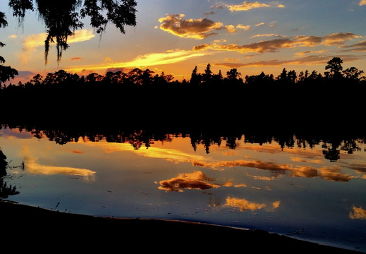 2015-09-30 Blackwater River Sunset