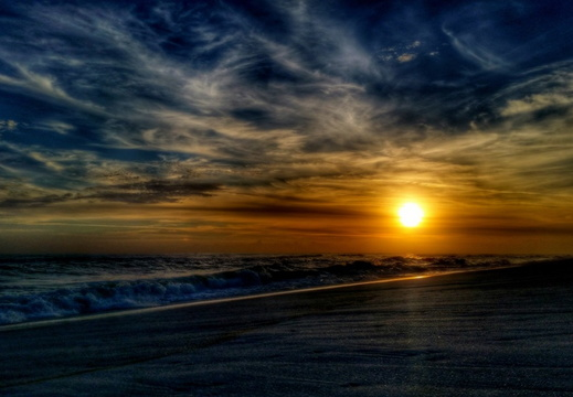 2015-11-27 Pensacola Beach Sunset