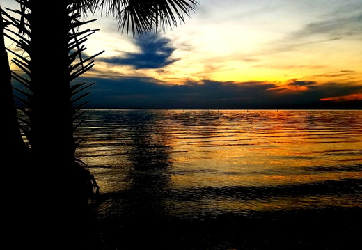 2016-06-02 Perdido Bay Sunset