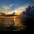 2016-06-11 Perdido Bay Sunset