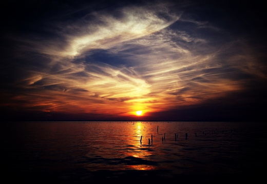 2017-05-10 Perdido Bay Sunset